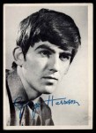 1964 Topps Beatles Black and White #9  George Harrison  Front Thumbnail