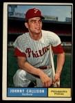 1961 Topps #468  Johnny Callison  Front Thumbnail