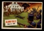 1954 Topps Scoop #8   Alamo Falls Front Thumbnail
