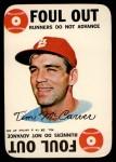 1968 Topps Game #18   Tim McCarver   Front Thumbnail