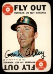 1968 Topps Game #25   Gene Alley   Front Thumbnail
