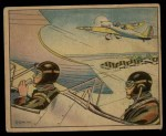 1941 Gum Inc. Uncle Sam Home Defense #38   Flight Instruction Front Thumbnail