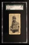 1909 E97-2 C.A. Briggs Black and White  Bill Bradley  Front Thumbnail