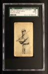 1909 E97-2 C.A. Briggs Black and White  Bill Heinchman  Front Thumbnail