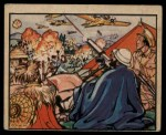 1938 Gum Inc. Horrors of War #46   Haile Selassie Mans Machine Gun Front Thumbnail