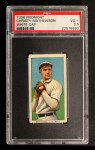 1909 T206 #226 WHI Christy Mathewson  Front Thumbnail