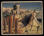 1939 Gum Inc. War News Pictures #67   The Mareth Line of France Front Thumbnail