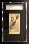 1909 E97-2 C.A. Briggs Black and White  Harry Davis  Front Thumbnail