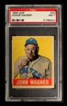 1949 Leaf #70  Honus Wagner  Front Thumbnail