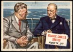 1954 Topps Scoop #26   Atlantic Charter Drafted  Front Thumbnail