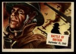 1954 Topps Scoop #29   Battle Of Britain  Front Thumbnail