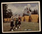 1950 Topps Freedoms War #126   Army Cadets  Front Thumbnail