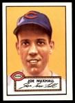 1952 Topps REPRINT #406  Joe Nuxhall  Front Thumbnail