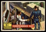 1956 Topps Round Up #77   -  Kit Carson Independence Day Front Thumbnail