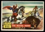 1956 Topps Round Up #27   -  Buffalo Bill The Royal Hunt Front Thumbnail