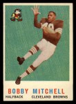 1959 Topps #140  Bobby Mitchell  Front Thumbnail