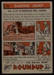 1956 Topps Flags of the World #26   Great Britain Back Thumbnail