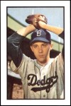 1953 Bowman REPRINT #14  Billy Loes  Front Thumbnail