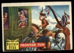 1956 Topps Round Up #30   -  Buffalo Bill  Frontier Fun Front Thumbnail