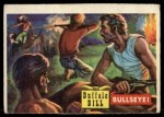 1956 Topps Round Up #22   -  Buffalo Bill  Bullseye Front Thumbnail