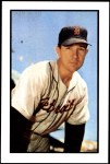 1953 Bowman REPRINT #100  Bill Wight  Front Thumbnail