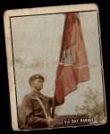 1950 Topps Freedoms War #127   V-E Day Parade  Front Thumbnail