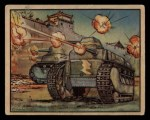 1938 Gum Inc. Horrors of War #51   Tokio Tanks in Action at Nanking Front Thumbnail