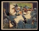 1938 Gum Inc. Horrors of War #192   Machine Guns Protect Itallians from Bandits Front Thumbnail