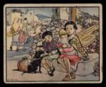 1938 Gum Inc. Horrors of War #190   The Homeless Children of Spain Front Thumbnail