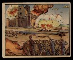 1938 Gum Inc. Horrors of War #216   Wartime Castle in Spain Front Thumbnail