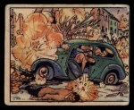 1938 Gum Inc. Horrors of War #69   Gun Shells Daring War Reporters in Spain Front Thumbnail