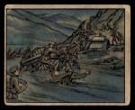1938 Gum Inc. Horrors of War #212   Franco Pushes on Through Violent Rains Front Thumbnail
