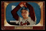 1955 Bowman #101 ERR Don Johnson  Front Thumbnail