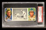 1912 T202 Hassan   -  Bobby Wallace / Barney Pelty Close Play at Home Plate  Front Thumbnail