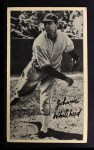 1937 Goudey Wide Pen THR Johnnie Whitehead   Front Thumbnail
