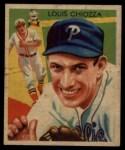 1935 Diamond Stars #80  Lou Chiozza  Front Thumbnail