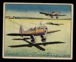 1941 Gum Inc. Uncle Sam Home Defense #40   Take-Offs And Landings Front Thumbnail