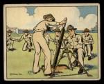 1941 Gum Inc. Uncle Sam Home Defense #86   Forming An Ammunition Lane Front Thumbnail