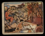 1938 Gum Inc. Horrors of War #273   Nanking Under Japanese Rule Front Thumbnail