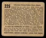 1938 Gum Inc. Horrors of War #225   Infuriated Chiang Orders Dawn Attacks Back Thumbnail
