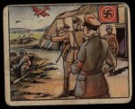 1938 Gum Inc. Horrors of War #277   Hitler's Border Tour Raises War Scare Front Thumbnail