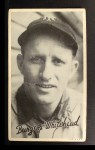 1936 Goudey Wide Pen  Burgess Whitehead   Front Thumbnail