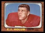 1966 Topps #70  E.J. Holub  Front Thumbnail