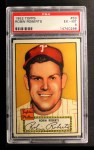 1952 Topps #59 RED Robin Roberts  Front Thumbnail