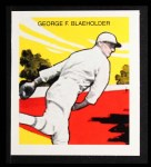 1933 Tattoo Orbit Reprint #6  George Blaeholder  Front Thumbnail