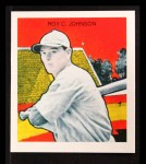 1933 Tattoo Orbit Reprint #35  Roy Johnson  Front Thumbnail