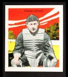 1933 Tattoo Orbit Reprint #24  Frank Grube  Front Thumbnail