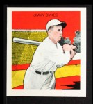 1933 Tattoo Orbit Reprint #16  Jimmy Dykes  Front Thumbnail