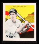 1933 Tattoo Orbit Reprint #18  Woody English  Front Thumbnail