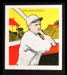 1933 Tattoo Orbit Reprints #10  Chalmers Cissell  Front Thumbnail